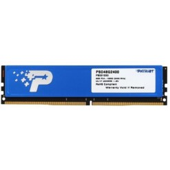 RAM DDR4 PATRIOT 8GB 2400Mhz