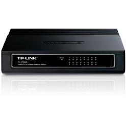 SWITCH TP-LINK 16P LAN...