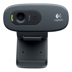 WEBCAM LOGITECH C270 HD 3MP...