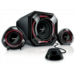 CASSE con Subwoofer Philips...