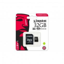 MICRO SD 32GB KINGSTON...